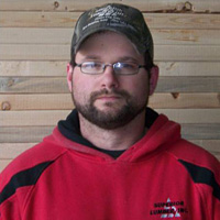 Mitch Engelhardt A Superior Lumber employee since 2009, Mitch spends most of his time in a delivery truck. When at the yard, Mitch is assisting customers and tidying up. Mitch and his family reside in Charles City.