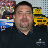 Tom Fellerer Tom brings over twenty years of Lumber and Building Material Industry experience and is willing to assist you with any estimate to get your project off the ground. Tom enjoys hunting, fishing and riding horses. Stop by the Charles City location to visit with Tom.