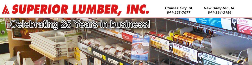 Superior Lumber, Inc.